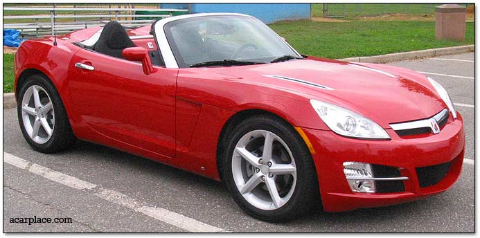 Lovely Saturn Sky Car Review