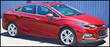 chevy cruze car review
