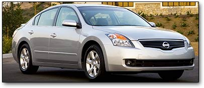 nissan altima car review