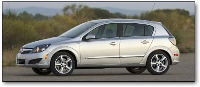 saturn astra car review