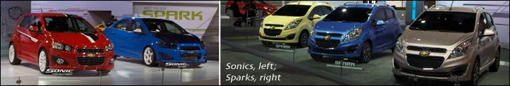 Sonics and Sparks