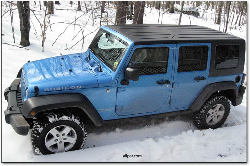 Jeep Wrangler Unlimited information and specs | Jeep Wrangler