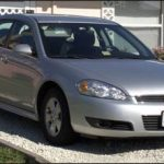2012 Chevrolet Impala car review