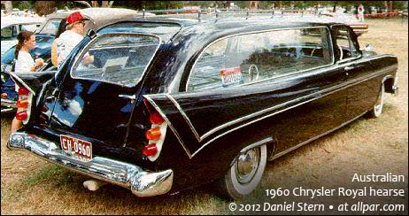 Chrysler Royal Hearse