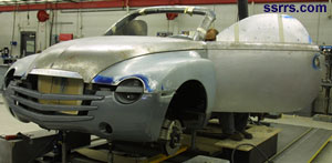 Chevrolet SSR production 1