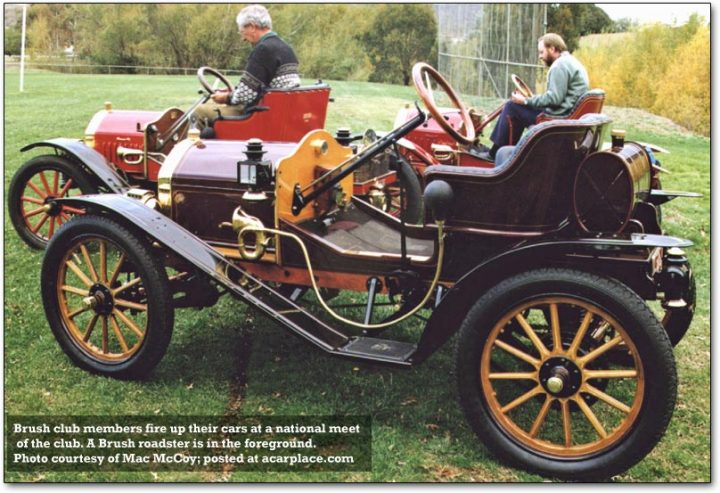 1910 brush roadster