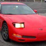 2002 Chevrolet Corvette Z06 road test