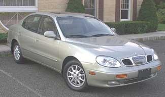 Daewoo Leganza car review