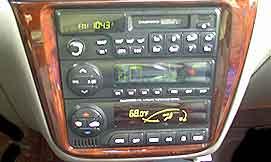 leganza stereo