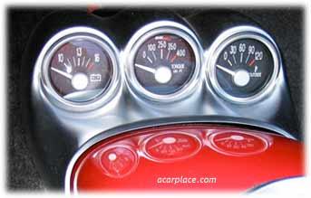 SSR extra gauges