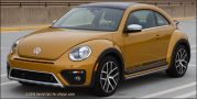 Meet the 2016 Volkswagen Beetle Dune: a ball of fun