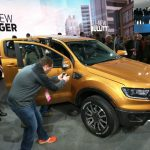 Ford shows new Mustang Bullitt, Ranger