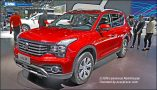 Coming to America: this Chinese SUV