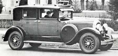 1928 Imperial (Chrysler photo)