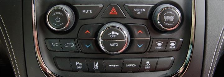 SRT- buttons
