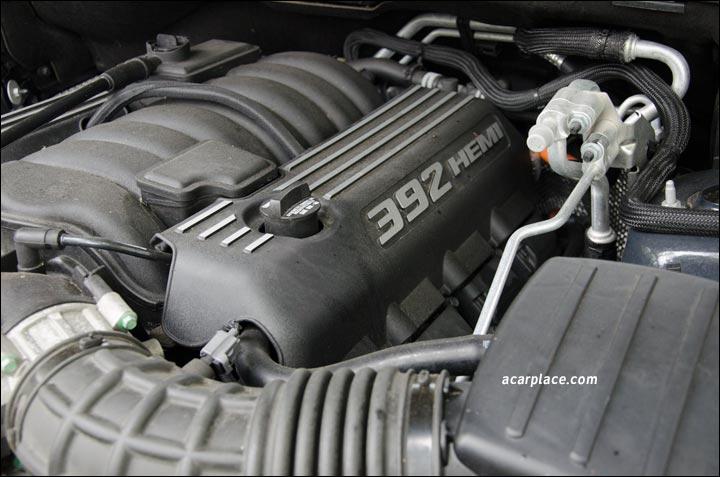 SRT 392 Hemi