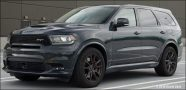 Torque, towing, t'ree rows: Dodge Durango SRT