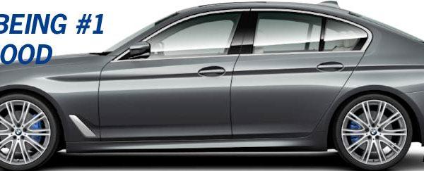 BMW resale value