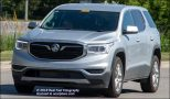 Coming soon: the 2019 Holden Acadia (now with pics)