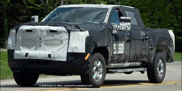 2020 GMC Sierra pickup