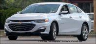 2019 Malibu freshened for abandoned sedan buyers