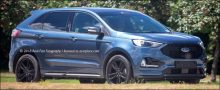 2019 Ford Edge ST AWD: price leak