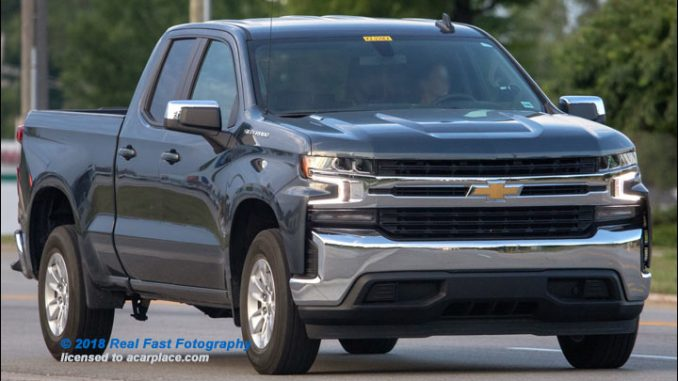 2019 chevy silverado duramax diesel