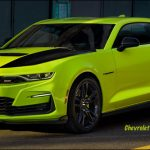 """Does this """"SEMA concept""""mean Chevy's dropping the awful Camaro SS grille?"""