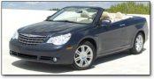 Reviewed: 2007 Chrysler Sebring Convertible GTC
