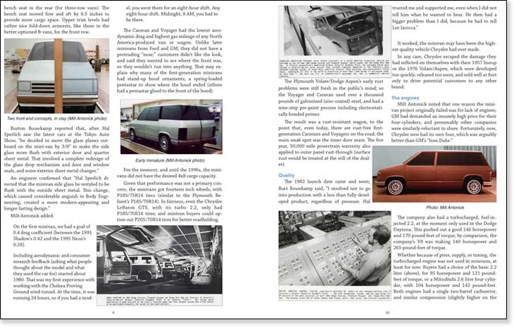 How cars are designed, in a new book